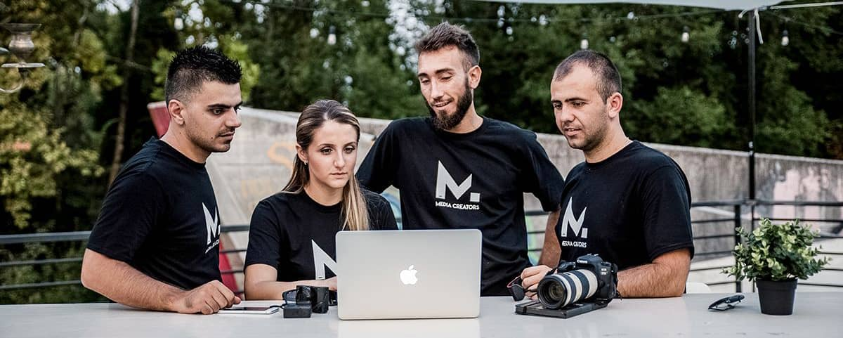 Media Creators team